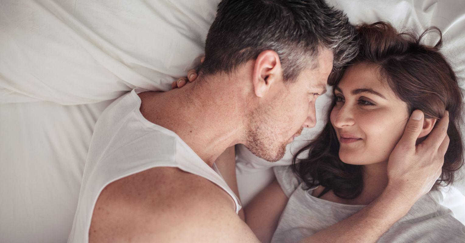 Sexo, sudor y confianza
