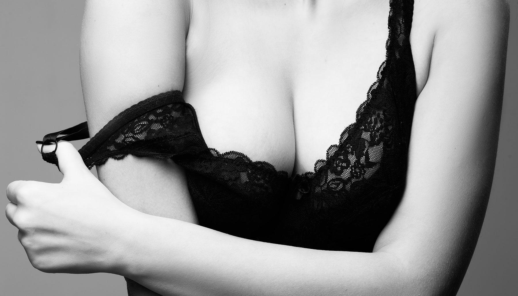 ¿Un orgasmo de senos?